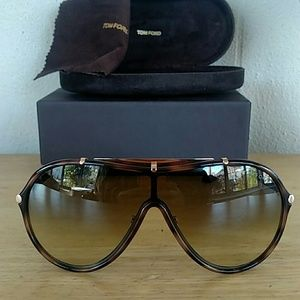 Tom Ford Accessories - TOM FORD Ace TF152 Sunglasses